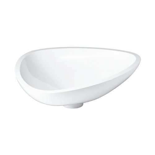 Hansgrohe 42305000 Massaud Vessel, Small, White ()