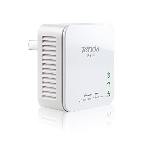 Tenda P200 200MBPS Powerline Adapter - 1