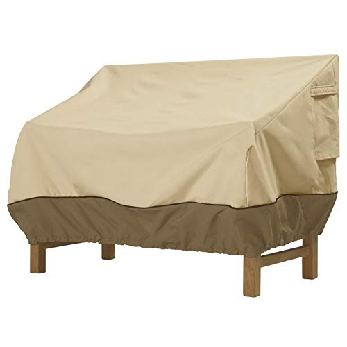 Dokis Veranda Sofa/loveseat Chair Cover - Durable and Water Cover | Model SF - - Loveseat Slipcover Rib
