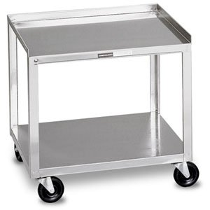Chattanooga MB Stainless Steel Cart