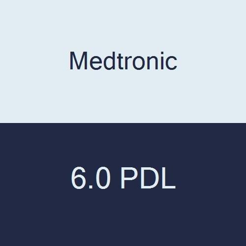 Covidien 6.0 PDL Tracheostomy Tube, Pediatric, Long, 54 mm Length, Size 6.0 by COVIDIEN
