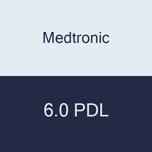 Covidien 6.0 PDL Tracheostomy Tube, Pediatric, Long, 54 mm Length, Size 6.0
