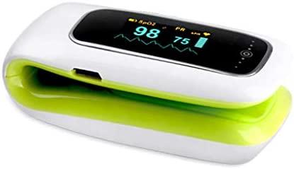 Ao-Oximeter Oxímetro Pinza de Dedo Monitor de frecuencia ...