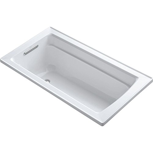 KOHLER K-1123-0 Archer 5-Foot Bath, White