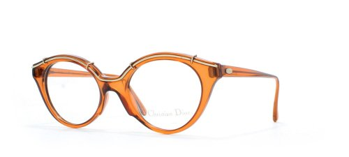Christian Dior 2576 30 BR Brown Authentic Women Vintage Eyeglasses - Dior 2014 Frames Glasses