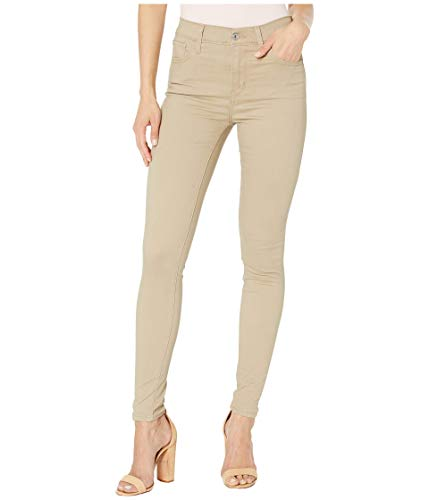 Levi's Women's 720 High Rise Super Skinny Jeans, Hypersoft True Chino, 24 (US 00) R