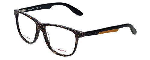Carrera Designer Eyeglasses CA5512-0PH in Purple Yellow 53mm DEMO - Carrera Glasses Reading