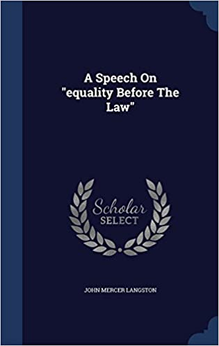 speech on equality in india