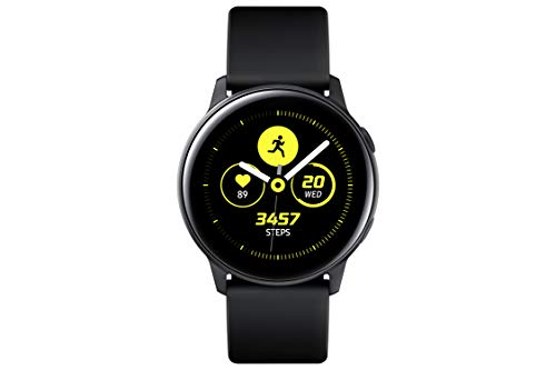 Samsung Galaxy Watch Active (40mm), Black – US Version with Warranty
