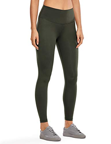 CRZ-YOGA-Non-See-Through-Athletic-Compression-Leggings-Hugged-Feeling-Tummy-Control-Workout-Leggings-for-Women-25Inches