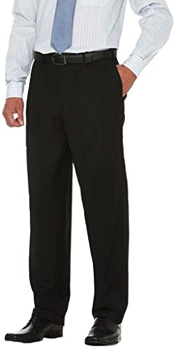 savane-big-and-tall-mens-dress-pants-flat-front-select-edition-expandable-waist-44-x-32-black