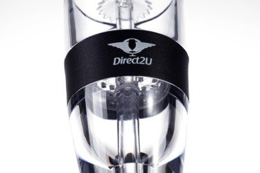 Wine Aerator Pourer, Decanter Filter, Air Diffuser - by Direct2U by Direct2U (Image #9)