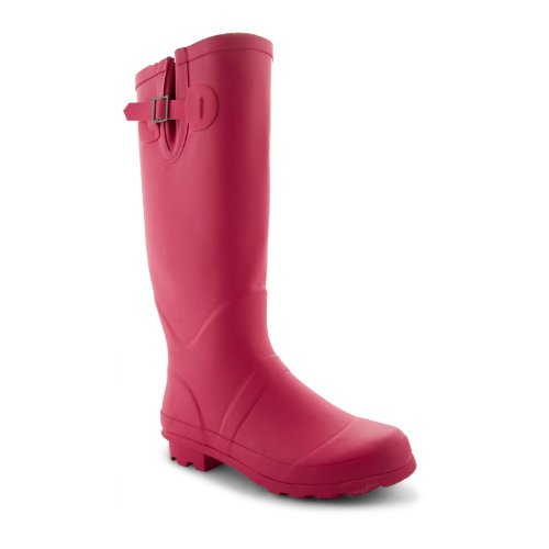 Footwear Sensation - Botas para mujer rosa rosa rosa - Fuchsia Plain