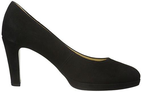 Gabor Women Pumps Black (17 Black (lfs Nature)