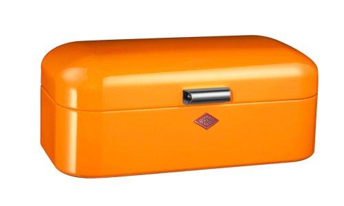 Compare Price To Orange Bread Boxes For Kitchen