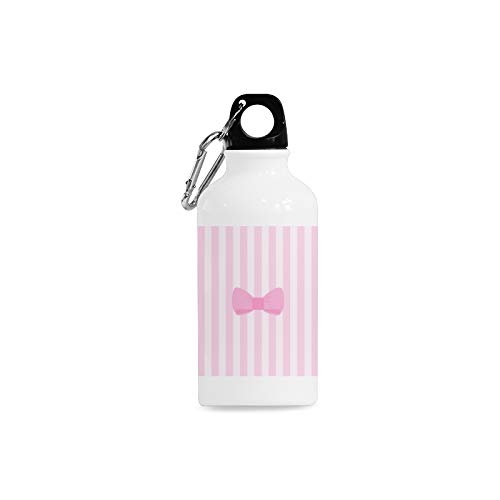 - YPink 13.5 Oz Stainless Steel Water Bottle for Girls Pink Design Flamingo Girl Ins Wind Bpa Free Detachable Cover Sports Aluminum Water Bottle for Adult Travel Hiking