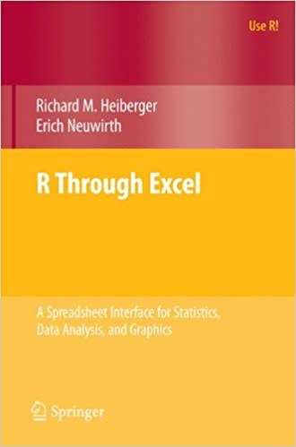 R Through Excel: A Spreadsheet Interface for Statistics, Data ...