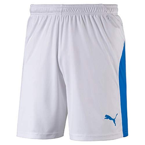 electric White Blue Hose Homme Puma Shorts Liga qwW61Wp4