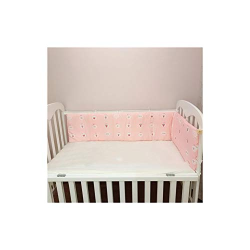 (Newborn Bed Bumpers Cot Bumper Cradle Children Bed Protector Crib Sides Baby )