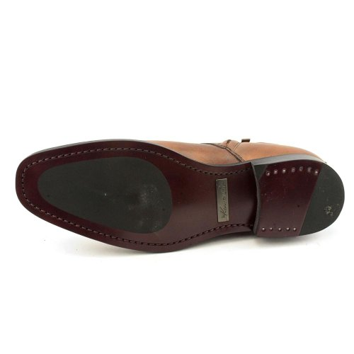 Kenneth Cole Reaction Femme Mouche Sur Le Mur Talon Bas Mocassin Marron