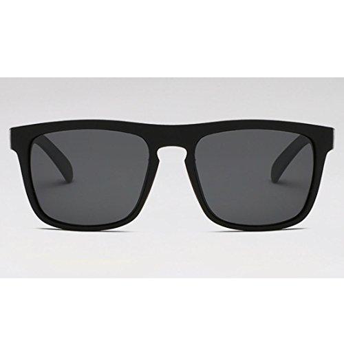 Lunettes Et Black Soleil Polarisées UV400 Mode Europe Unis QQBL PC Hommes États De ap4CCq