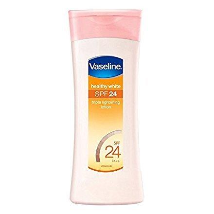 Vaseline Healthy White Triple Lightening Body Lotion Spf24