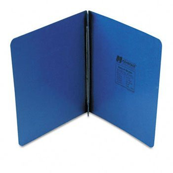 Universal® Pressboard Report Cover COVER,RPT,11X8.5,3''C,DBE (Pack of50)