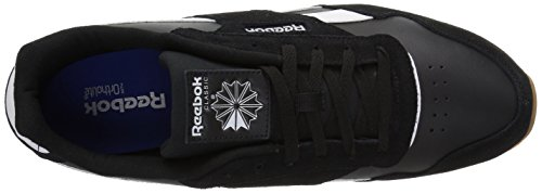 Reebok Mens Classic Harman Run Walking Shoe Us-black/White/Gum wJQXAADXhi