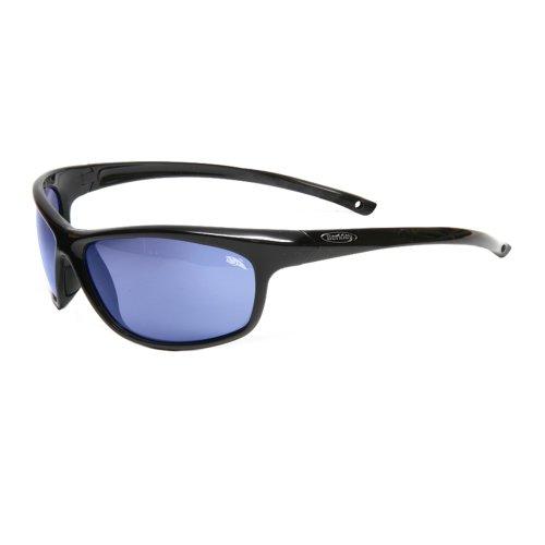 Berkley Altus Sunglasses Smoke Blue Mirror