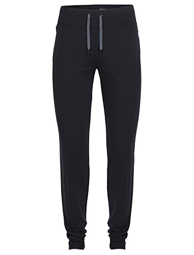 Icebreaker Merino Women's Zoya Pants, Black, Small by Icebreaker Merino