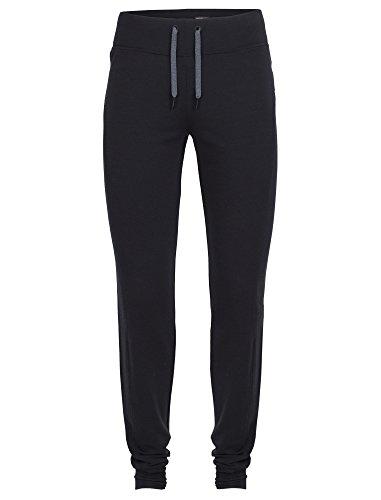 Icebreaker Merino Women's Zoya Pants, Black, Small by Icebreaker Merino