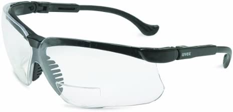 1b6812f94cb Uvex S3762 Genesis Reading Magnifiers Safety Eyewear +2.0