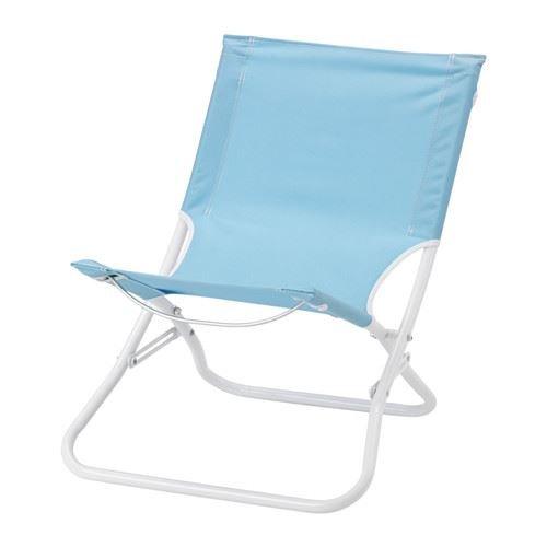 eLisa8 håmö - Silla de Playa, Plegable, Color Azul: IKEA of ...
