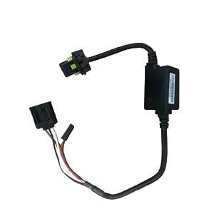 Kensun Easy Install Relay Harness for HID Bi-Xenon Lights - 1 pair - H13 (9008) Bi-Xenon (Moveable Dual Beam)