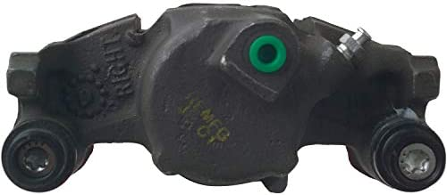 Brake Caliper Unloaded Cardone 18-4253 Remanufactured  Friction Ready