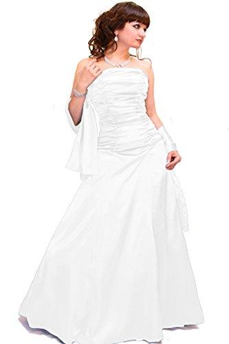 Farbe Creme Juju Abendkleid Damen Christine Empire Größe und anwpq6