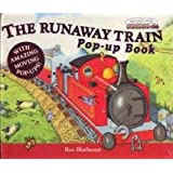 The Runaway Train Pop-Up Book: The Little Red Train