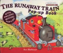 Little Red Train (The Runaway Train Pop-Up Book: The Little Red Train)