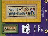 Halloween Rules-Haunted House/Scare A Crow Chart and Free Embellishment ()