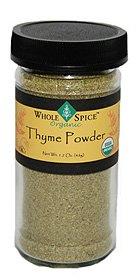 Thyme Leaves Powder Organic