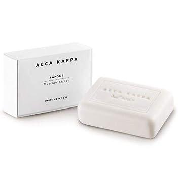 Comprimido Rendición Elemental  Amazon.com : ACCA KAPPA Vegetable Soap, White Moss 3.5 oz (100 g) : Bath  Soaps : Beauty