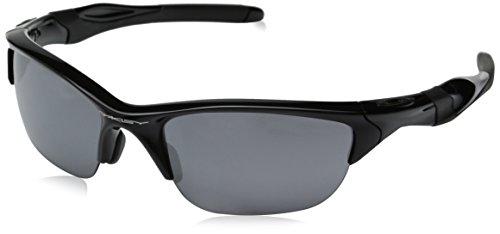 Black Iridium Lens Sunglasses (Oakley Half Jacket 2.0 Sunglasses-Polished Black/Black Iridium)