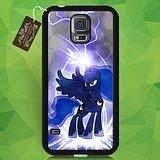 Samsung Galaxy S5 Case Cartoon My Little Pony , Samsung Galaxy S5 Case for Boy, Cool Anime Phone Case Cover for Samsung Galaxy S5 (I9600) -