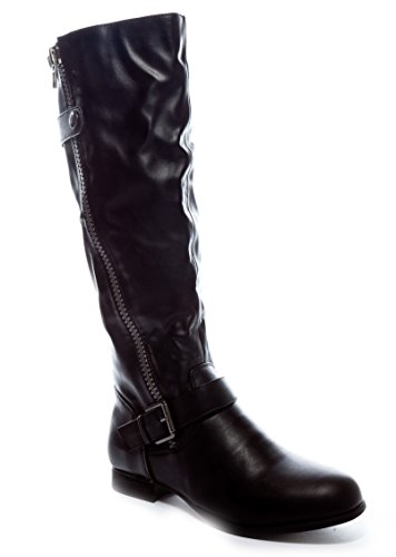 Womens Motorcycle Boots On Sale - 5
