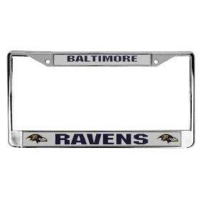 Baltimore Ravens License Plate - 8