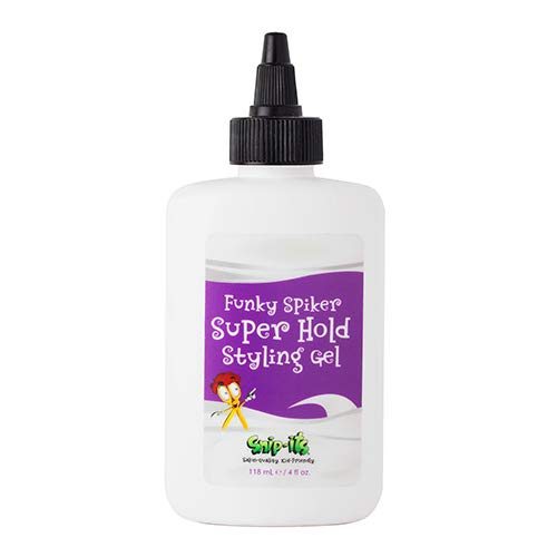 Snip-its Funky Spiker Kids Hair Gel for Boys