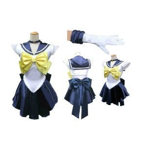 Hombres LL Sailor Moon Sailor Uranus / marinero caso Urano ...