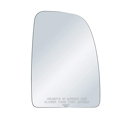 Exactafit 8181r Passenger Right Side Mirror Glass Replacement Fits 2014 2018 Ram Promaster 1500 2500 3500 By Rugged Tuff