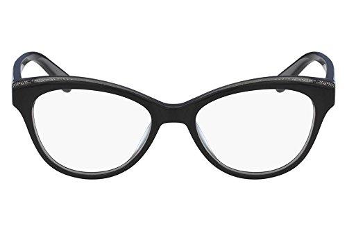 7ecc8647ce411 Óculos de Grau Nine West Nw5131 030 51 Preto gliter