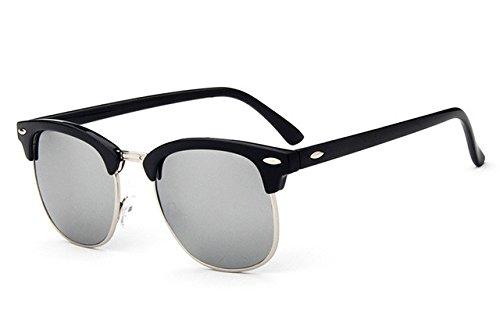 mujer gafas Nuevas C7 la Retro de sol lente marca mujeres sol ZHANGYUSEN diseñador de hombres remachar de gafas C1 alta calidad de moda qR5qdw